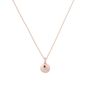 BUN COIN NECKLACE
