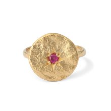 ETOILE COIN RING